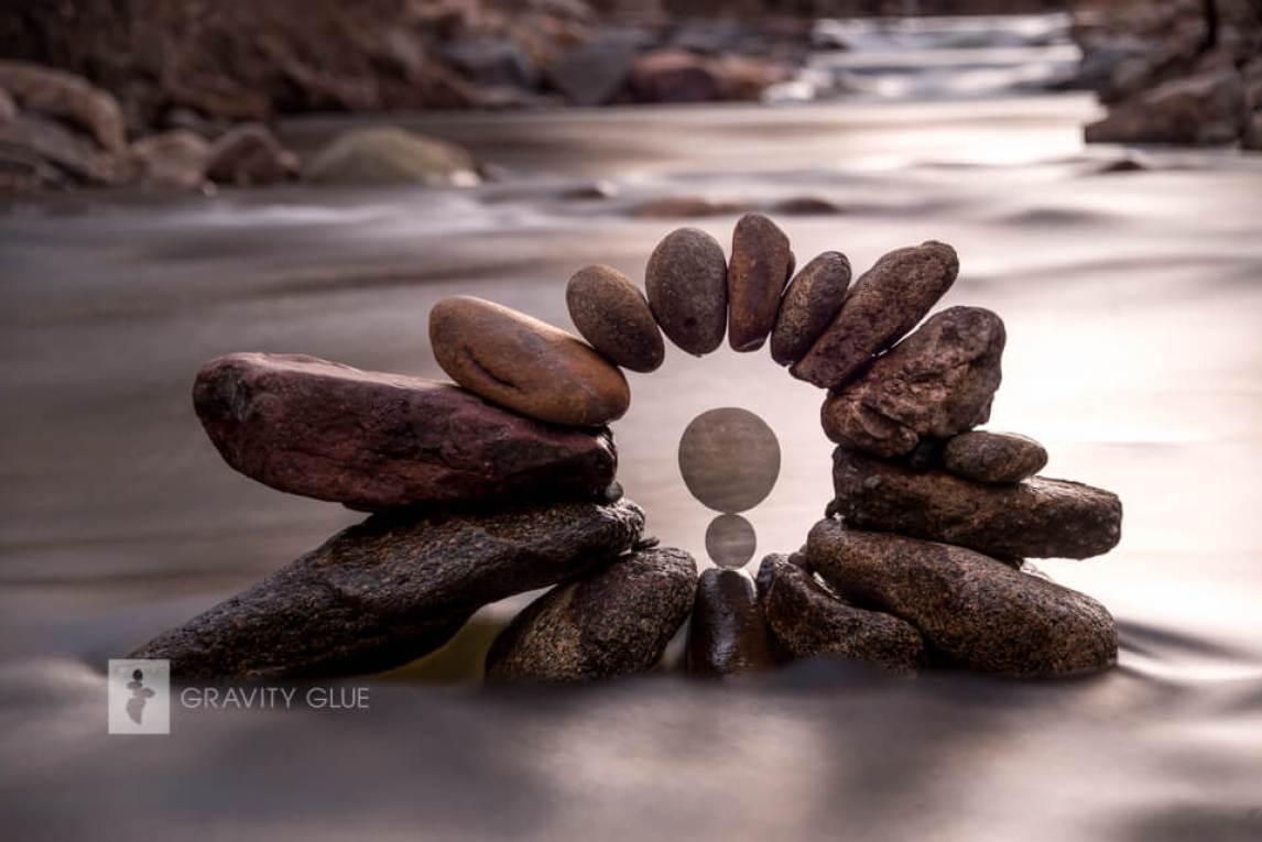 Respirer avec les pierres