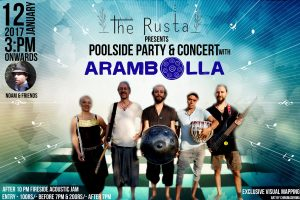 Arambolla at The Rusta, Arambol @ The Rusta | Arambol | Goa | India
