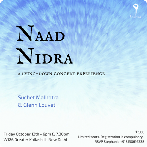 NaadNidra-event