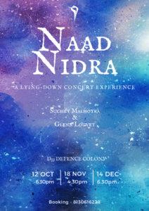 Naad Nidra: a new season! @ Aryan Art Gallery | New Delhi | Delhi | India