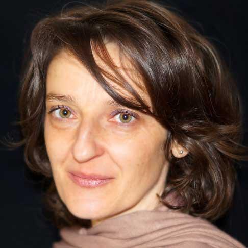 Stephanie Orace portrait