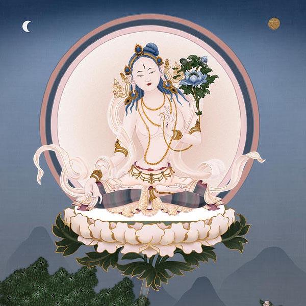 Jampe Dorje – «Sita Tara»