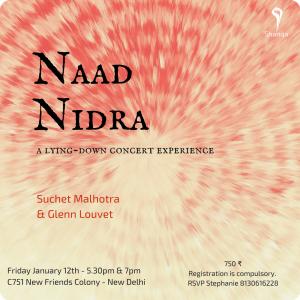 Naad Nidra @ New Delhi   Delhi   India